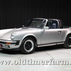 Porsche 911 3.0 SC Targa '80