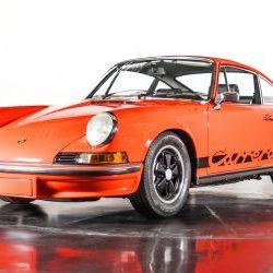 1973 PORSCHE 911 CARRERA 2.7 RS