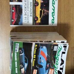 "Lot de ""Flat 6 magazine"" dont collector : n°1"
