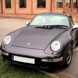 """Porsche 993 2S """" VESUVIO """""""