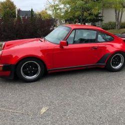Porsche 911 (930) TURBO 1977