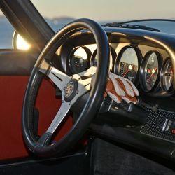Porsche 911 2.2E  italienne, slate grey