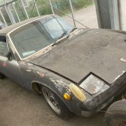 Porsche 914 1970 (to restore!!)