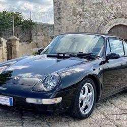 PORSCHE 911 Carrera 4 Coupé - Service Book Porsche
