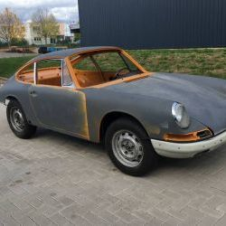 911 - 1965 - Full matching - Restoration Project