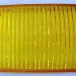 1 set BOSCH replacement foglight lenses yellow