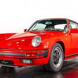 PORSCHE 911 3.2 CABRIO - 1986