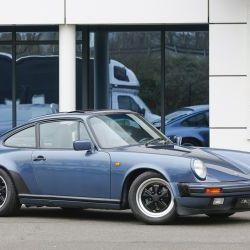 Porsche 911 3.2 G50 -EU car- Mostly first paint - Full history - 168.750km!