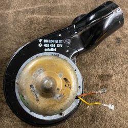 soufflerie d'air chaud pour moteur 911 G