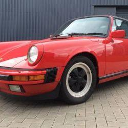 Porsche 3.2 Targa