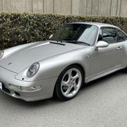 Porsche 911 - 993 Carrera S, Mod. 1997