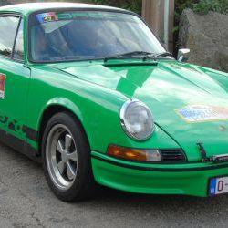 911 2,7 RS Backdate Viper Green sur base G 3.2 1984