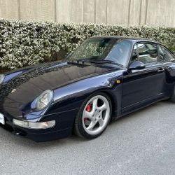 Porsche 911 - 993 Turbo, Mod. 1996
