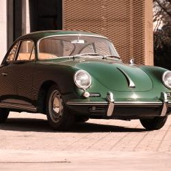 PORSCHE 356 1600 SC - 1963