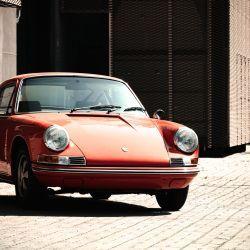 PORSCHE 911 T 2.0 - 1969