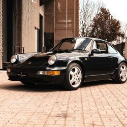 PORSCHE 964 CARRERA 2 - 1992