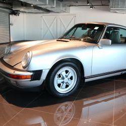 Porsche 911 1989 Coupé 25th Anniversary  (Tres Rare)