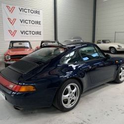 Porsche 993 Carrera 285 ch Varioram boite G50 courte