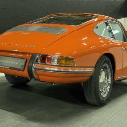 Porsche 912 SWB 68 orange sanguine 6809
