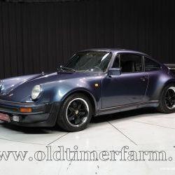 Porsche 911 930 3.3 Turbo '81
