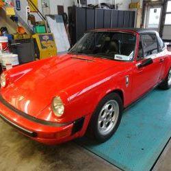 Porsche 911 Targa 1979