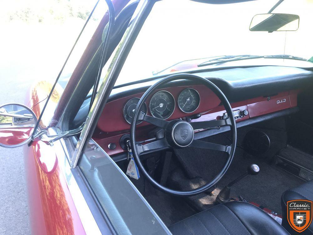 Porsche 912 - 1965 - Painted Dash