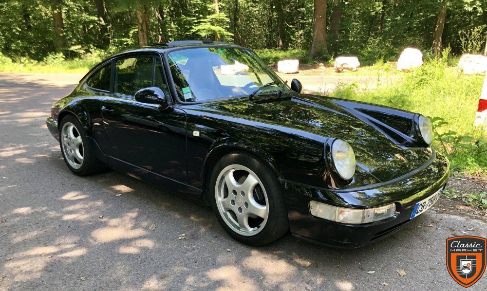Porsche 964 coupé C2 boîte manuelle
