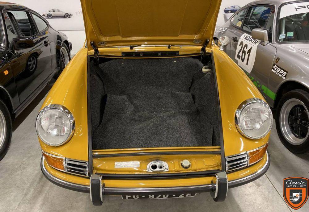 Porsche 911 2.0 E - 140cv