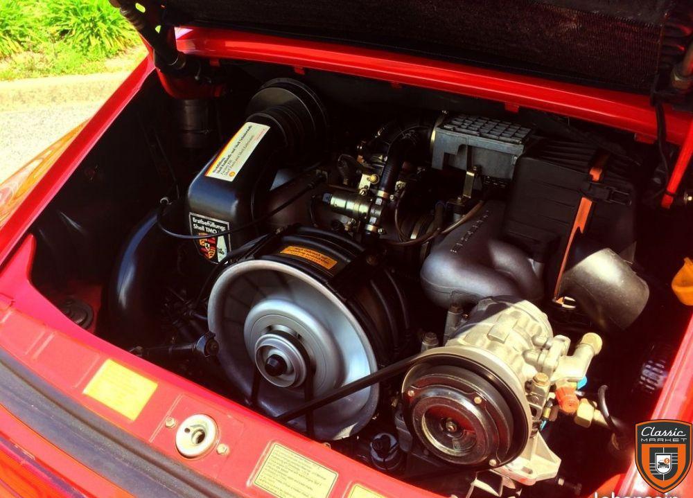 PORSCHE 911 CAB 3;2L