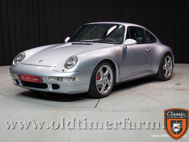 Porsche 911 993 Carrera 4S Grey '95