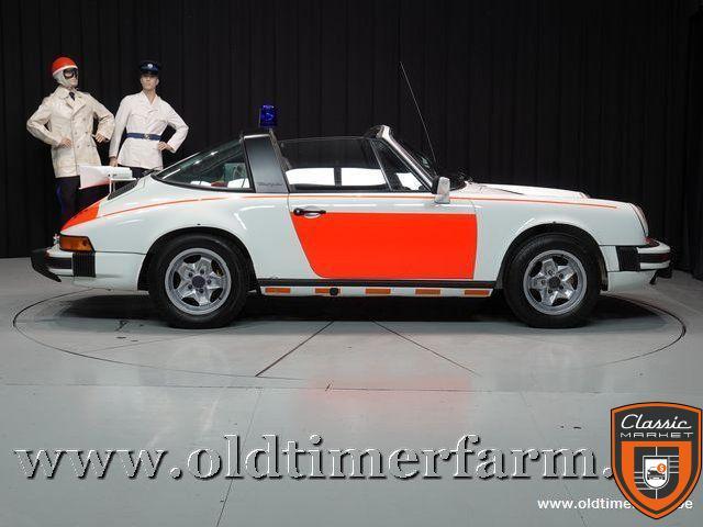 "Porsche 911 3.0 SC Targa Rijkspolitie ""Alex 82"" '80"