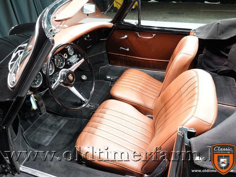 Porsche 356 B T5 Cabriolet '61