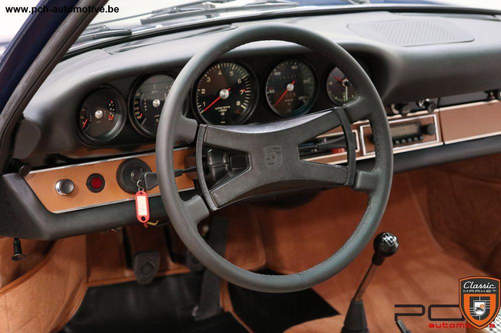 PORSCHE 911 2.2 E - FULL RESTORED - BODY-OFF - MATCHING -