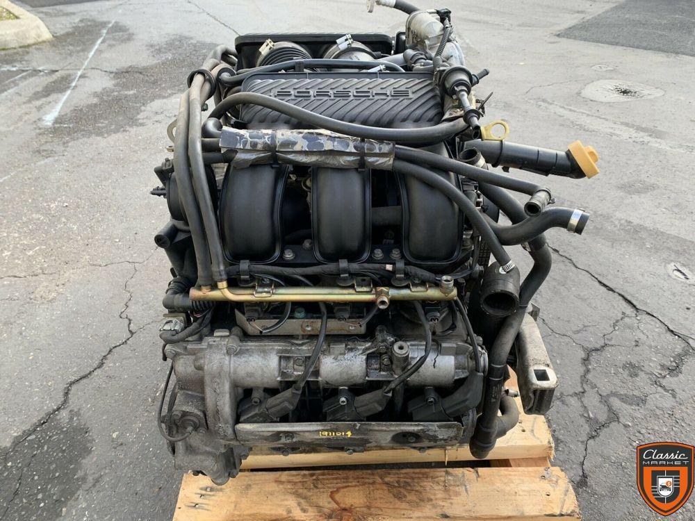 2001 Porsche Carrera 911 996 3.4L Complete Engine