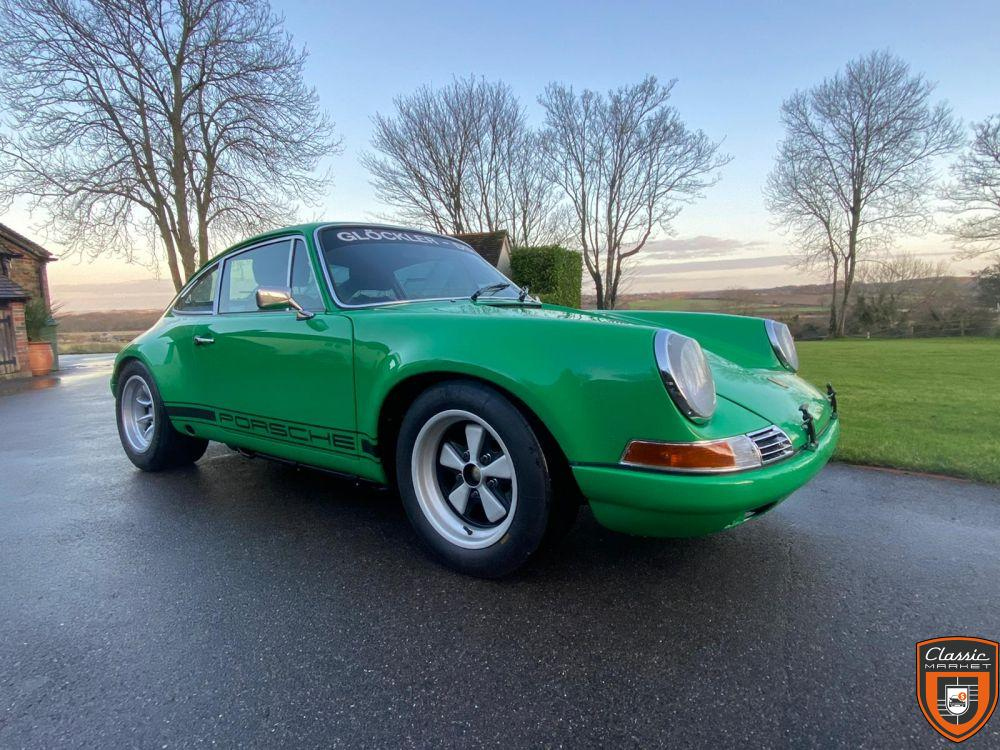 £150k nut & bolt 911ST recreation with 2.8l 265bhp
