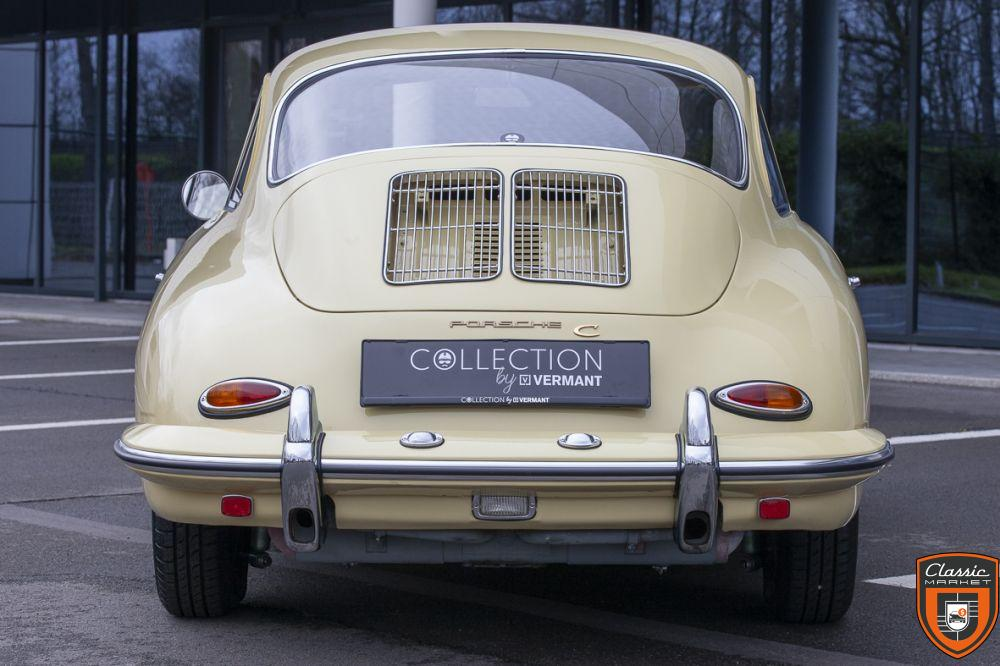 Porsche 356C - Matching numbers and colours - Restored