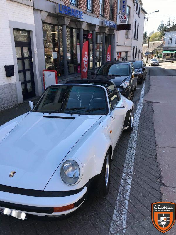 911 G50 Turbo look Targa