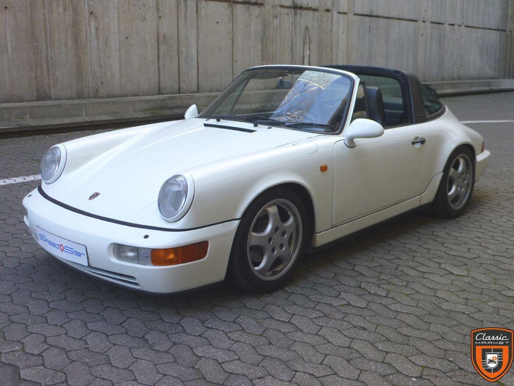 Porsche 964 Carrera 2 Targa, Ex-Police
