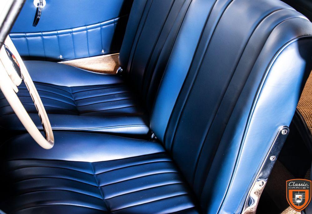 1954 PORSCHE 356 PRE-A CABRIOLET 1500