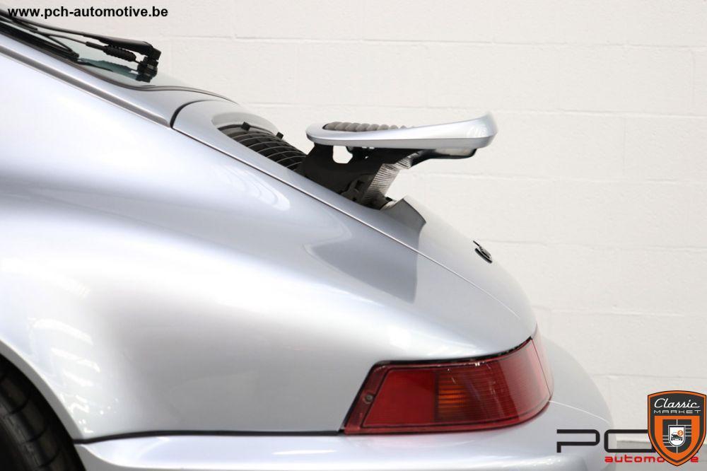 PORSCHE 964 Carrera 4 3.6 250cv