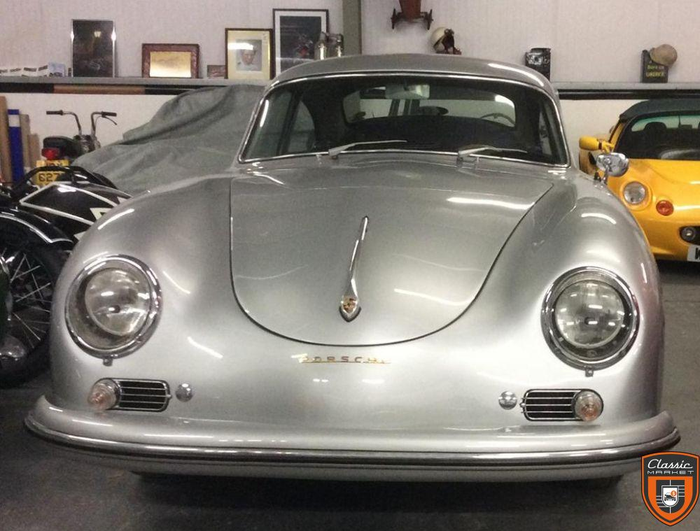 Freshly and fully restored 356A Coupe
