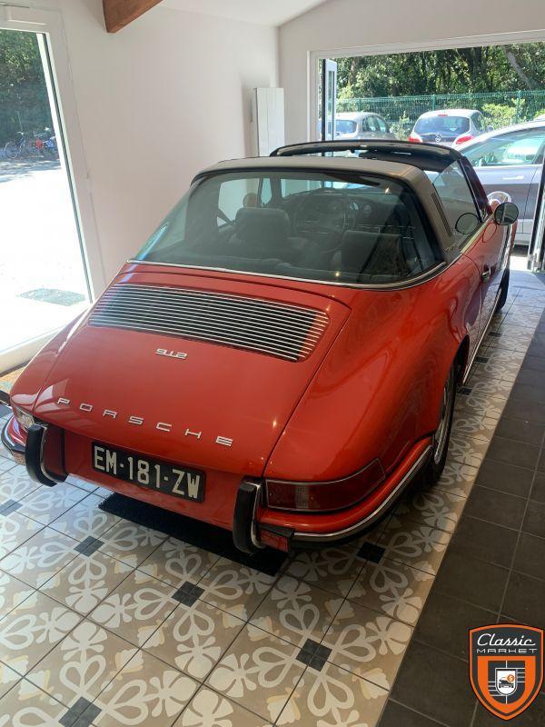 912 Targa Hard Window 1969