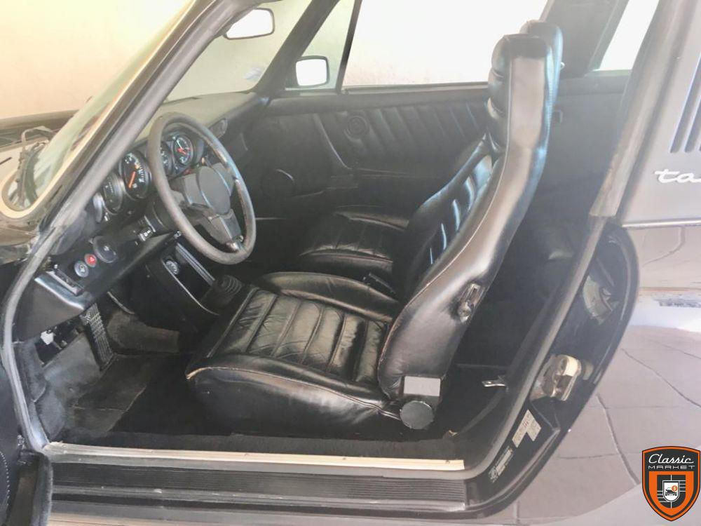 Fantastic original Carrera 3.0 Targa with fully known history