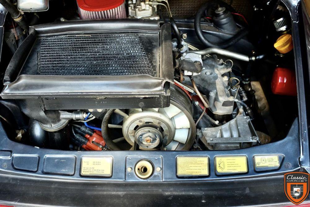 Merveilleuse 930 Turbo en spec rare