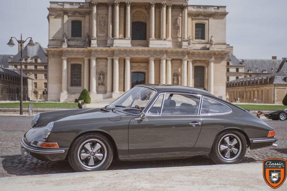 Porsche 912 Coupe 1967