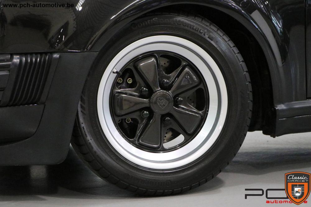PORSCHE 930 Turbo 3.3 300cv Boîte 5 G50 (1 Of 554)