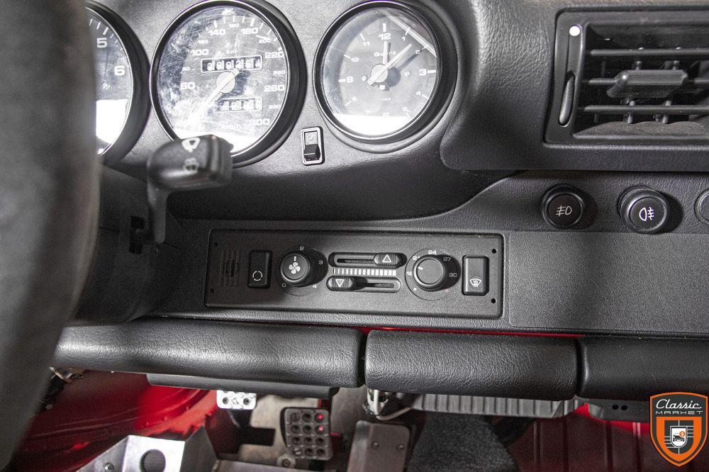 PORSCHE 993 RS CLUB SPORT