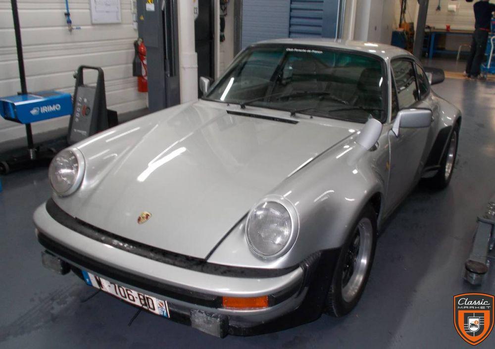 911 TURBO 3.0 - 260ps