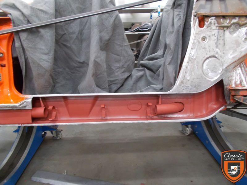 914 - 4cyl - 2.0l - GB47 - Restoration to end