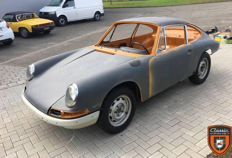 911 - 1965 - Full matching - Restoration Project